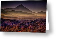 Desert Dreams Greeting Card