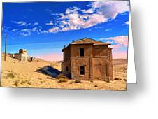 Desert Dreamscape 2 Greeting Card