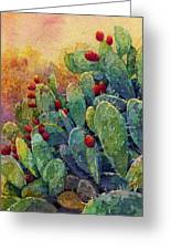 Desert Gems 2 Greeting Card