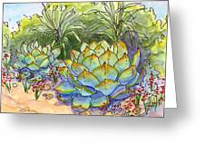 Desert Gifts Greeting Card