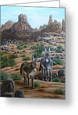 Desert Gypsy's Greeting Card