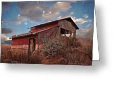 Desert Hideaway Greeting Card by Glenn McCarthy Art and Photography