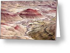 Desert Palette Greeting Card