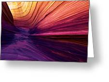 Desert Rainbow Greeting Card