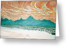Desert Splendor Greeting Card