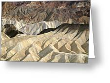 Desert Waves Greeting Card
