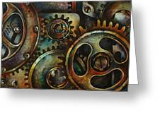 Design 2 Greeting Card
