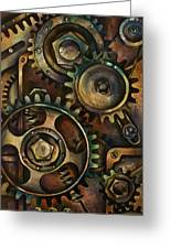 Design 3 Greeting Card by Michael Lang