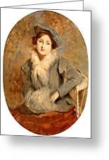 Desiree Manfred Greeting Card