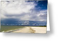 Desoto Beach Greeting Card