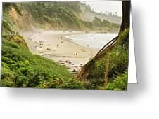Destination Beach Greeting Card