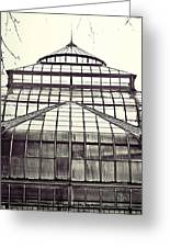 Detroit Belle Isle Conservatory Greeting Card