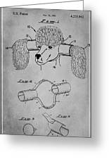 Device For Protecting Animal Ears Patent Drawing 1l Greeting Card