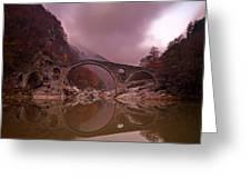 Devil's Bridge Greeting Card