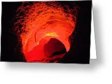 Devil's Hole Greeting Card