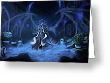 Diablo IIi Reaper Of Souls Greeting Card
