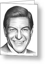 Dick Van Dyke Greeting Card