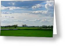 Diepenveen Countryside Greeting Card