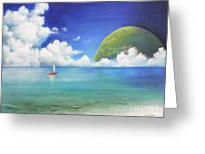 Different Point Of View Greeting Card