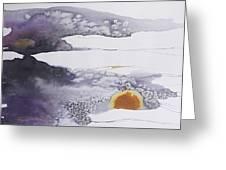 Diffusion 2 Greeting Card