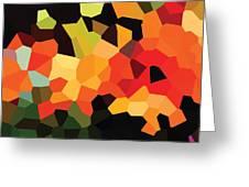 Digital Artwork 708 Greeting Card