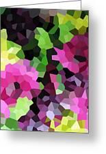 Digital Artwork 844 Greeting Card