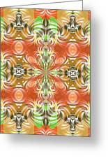 Digital Colors Greeting Card