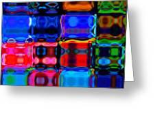 Digital Quilt Greeting Card