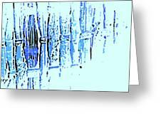 Digital Weave Greeting Card
