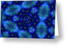 Digtal Doodle 110610d Greeting Card