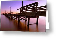 Dilapidated - Biloxi - Mississippi Greeting Card