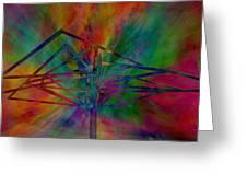 Dimensional Antenna Greeting Card