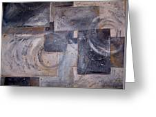 Dimensional Disarray Commissioned Sold Greeting Card