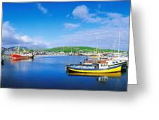 Dingle, Dingle Peninsula, Co Kerry Greeting Card