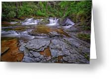 Dingmans Creek II Greeting Card