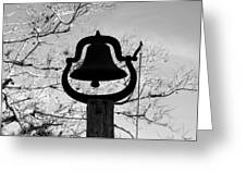 Dinner Bell Greeting Card