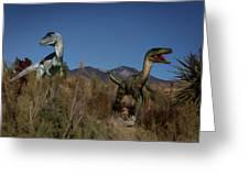 Dinosaur 10 Greeting Card