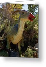 Dinosaur 11 Greeting Card