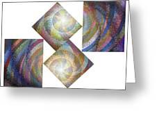 Dipole Greeting Card
