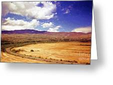 Dirt Farming Greeting Card