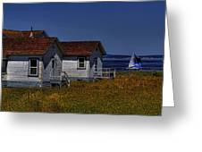 Discovery Park Homes Greeting Card