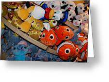 Disney Animals Greeting Card