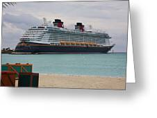 Disney Dream Greeting Card