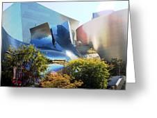 Disney Theatre 0595 Greeting Card