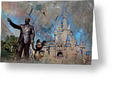 Disney World Greeting Card