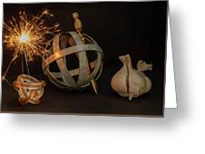 Disparate Objects 2 A Still Life Greeting Card