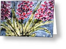 Divine Blooms-21057 Greeting Card