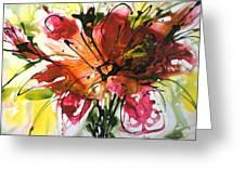 Divine Blooms-21082 Greeting Card
