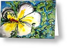 Divine Blooms-21167 Greeting Card