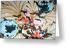 Divine Blooms-21171 Greeting Card